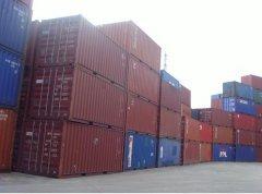 集装箱运输价格